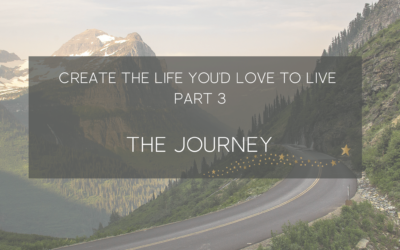Create a life you love -the journey – part 3